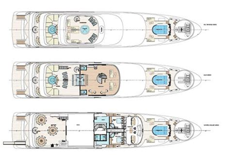 yacht floor plan mega yacht floor plans memes