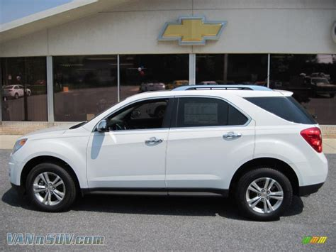 chevrolet equinox white image gallery 2011 white equinox