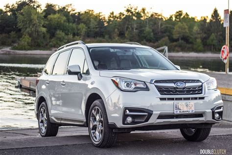 Subaru Forester 2 5i by 2017 Subaru Forester 2 5i Limited Doubleclutch Ca