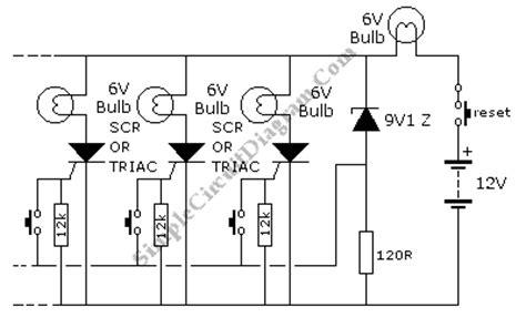 pcb layout quiz fastest quiz bell alarm simple circuit diagram