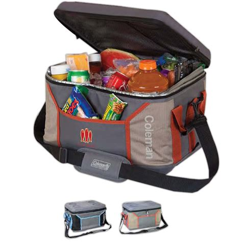 coleman go 16 can soft cooler coleman r 9 can insulated satchel cooler goimprints