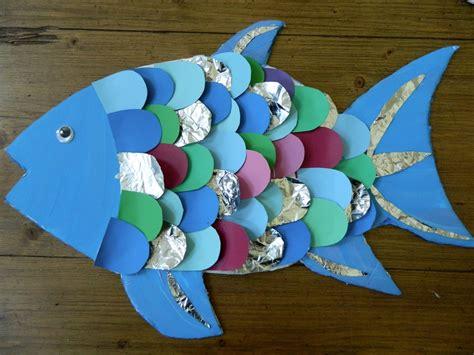 rainbow fish pattern for kindergarten the vintage umbrella rainbow fish