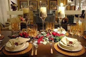 Christmas Dinner Centerpiece Ideas - diy christmas table decorations modern magazin