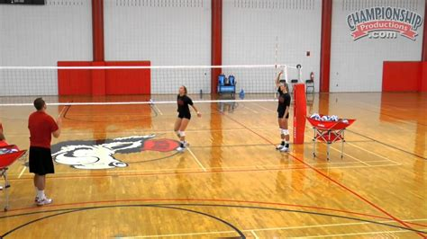 setter practice drills position training drills setter big ideas
