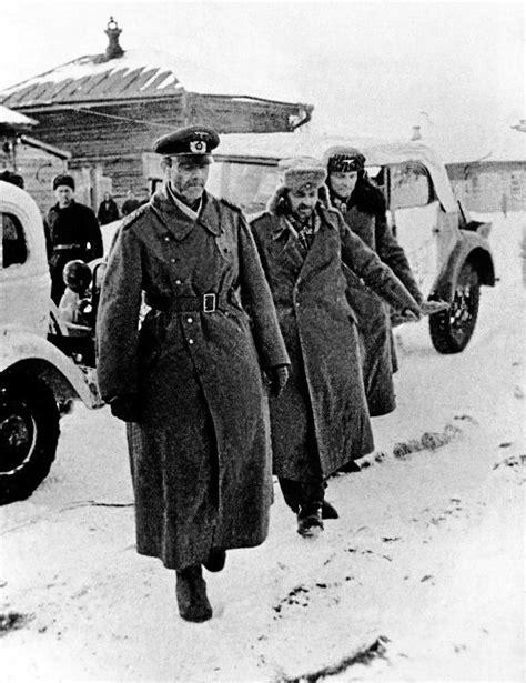 Friedrich Paulus, el mariscal que avergonzó a Hitler