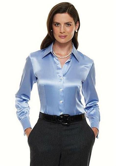 Hr Wears Satin blouses for