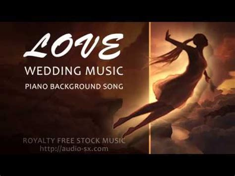 LOVE / Piano background music / Wedding instrumental music