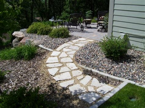 Landscape Rock Around House Landscape Ideas Around House Make Yourself Won T Leave It