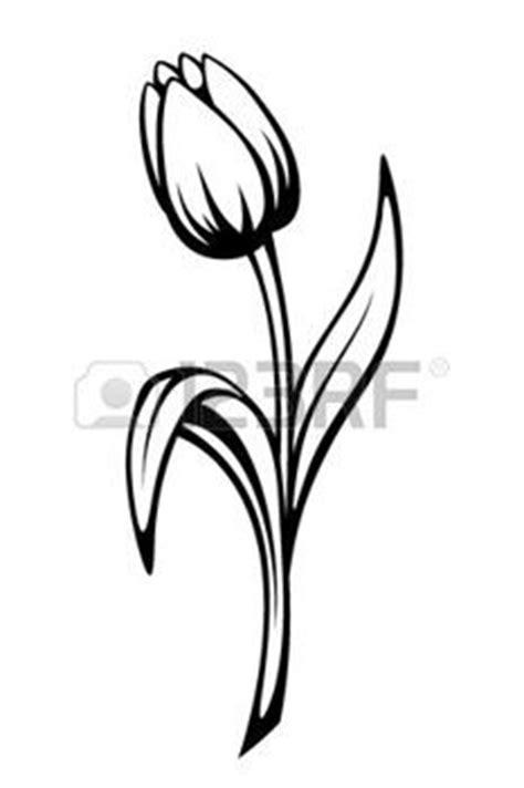 La Tulipe Contour les 25 meilleures id 233 es de la cat 233 gorie tatouage de tulipe