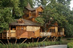 treehouse home plans pictures of tree houses and play houses from around the