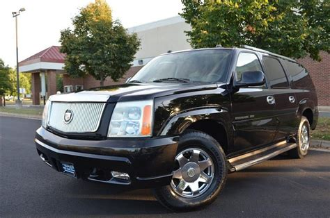 Jim Coleman Cadillac Used Cars by 2004 Cadillac Escalade Esv Suv Awd Suv For Sale In Autos
