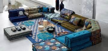 divano mah jong mah jong sofa roche bobois