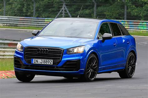 who is audi new audi sq2 suv spied testing again auto express