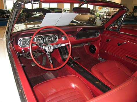 1966 Ford Mustang Interior by File 1966 Ford Mustang Convertible Interior Jpg