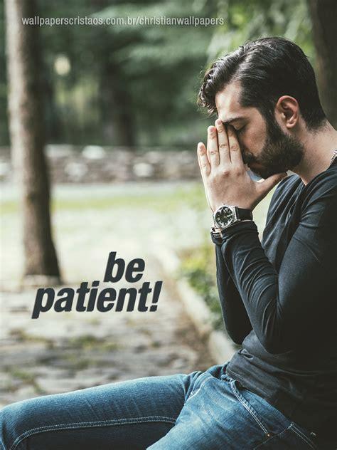 gentle  patient christian wallpapers