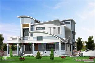 delightful Office Building Plans And Designs #4: modern-unique-style-villa-design-kerala-home-and-floor-plans-facilities-in-this-house_cube-modern-house-plans_home-decor_cheap-home-decor-stores-christian-decorating-ideas-blogs-target-sincere-diy-chr.jpg