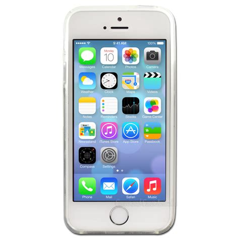 Flexibel Home Button Home Iphone 5s clear frosted s line gel for apple iphone 5
