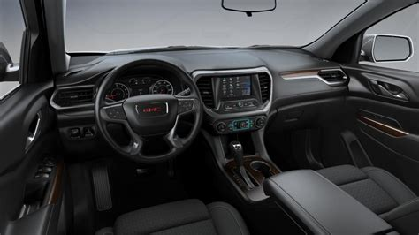 gmc acadia colors 2019 2019 gmc acadia interior colors gm authority