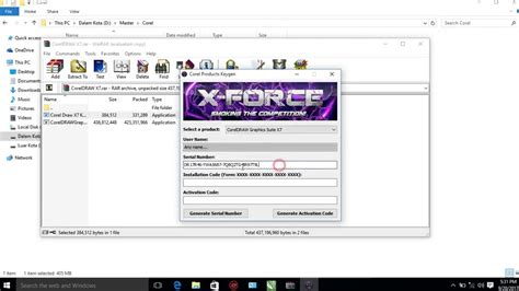 corel draw x7 serial number list corel draw x7 keygen crack download working youtube