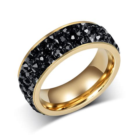 fashion rings wholesale 18k gold plated