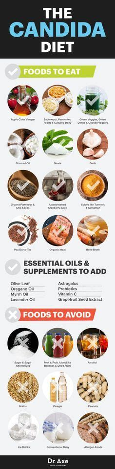 Candida Detox Diet Recipes by 25 Best Ideas About Candida Treatment On
