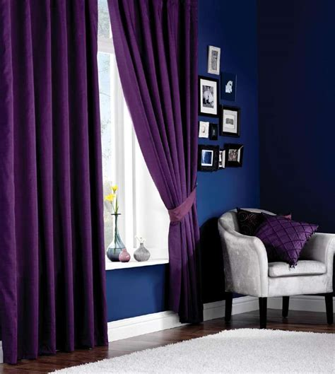 purple curtains kids room purple faux silk lined pencil pleat curtains kool rooms