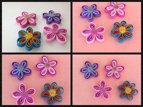 flores de foamy flores hechas con tiras de foamy o goma eva foam