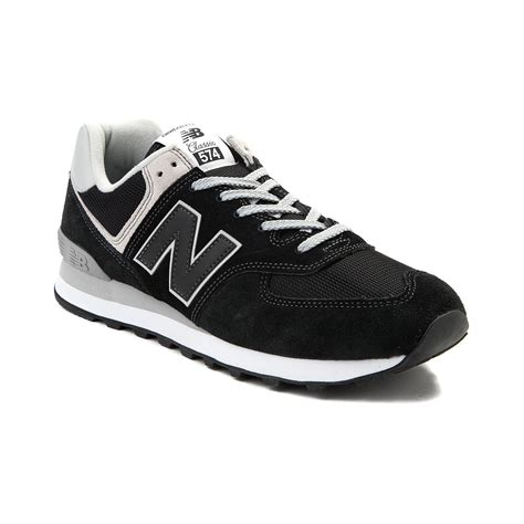 classic athletic shoes mens new balance 574 classic athletic shoe black 401630