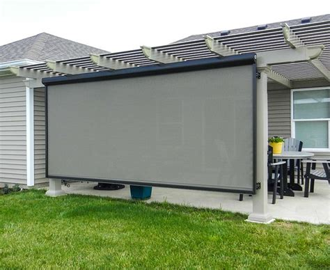 outdoor retractable awning 14 best outdoor seating and decor images on pinterest