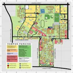 map of california state universities california state map