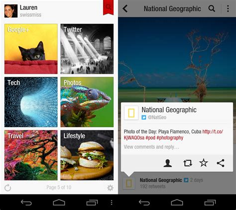 flipboard android volkswagen lover flipboard lands on android gets and integration