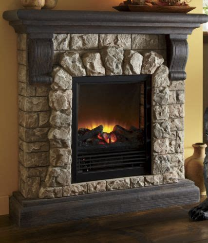 Artificial Fireplace Logs Electric by Best 25 Faux Fireplaces Ideas On