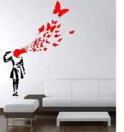 Banksy Stencil Templates by Banksy Wall Stencil Ebay