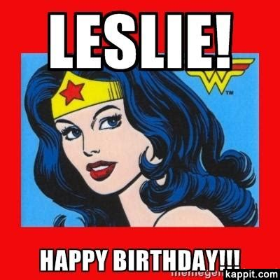 imagenes de happy birthday leslie leslie happy birthday