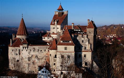 bran castle inside dracula s castle in romania daily mail online