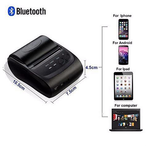 android bluetooth impresora mini 58mm portatil android bluetooth inalambrica 290 000 en mercado libre