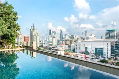 infinity market city outdoor infinity pool city view picture of novotel