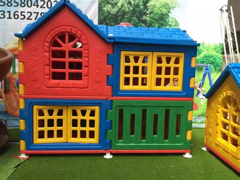 outdoor kids house children plastic outdoor play house outdoor playhouse for kids plastic toy baby play