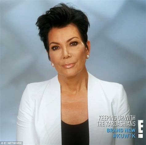 kris jenner 2015 hair style kris jenner rants against caitlyn on keeping up with the