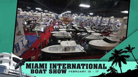 miami boat show 2018 schedule miami international boat show 2014