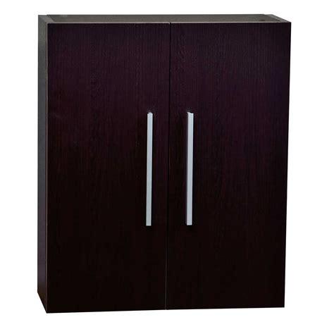 espresso the toilet cabinet buyover the toilet wall cabinet in espresso 20 5 in w x