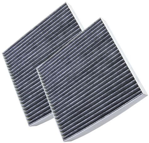 Honda Accord Cabin Air Filter by 2 Pack Hqrp Cabin Air Filter For Honda Accord Crosstour