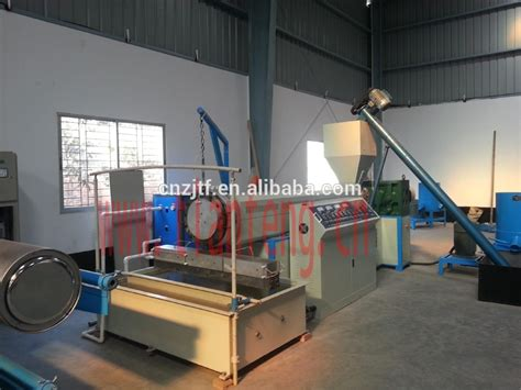 Mesin Bordir Woven pp woven bag production line pp flat yarn extrusion line for woven bag buy flat yarn extruder