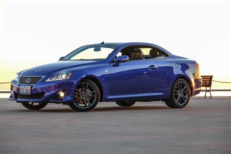 lexus is250c 2014 lexus is250c f sport the chavez report