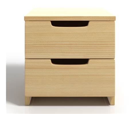 comodino in legno comodino in legno spectrum maxi in pino vivere zen