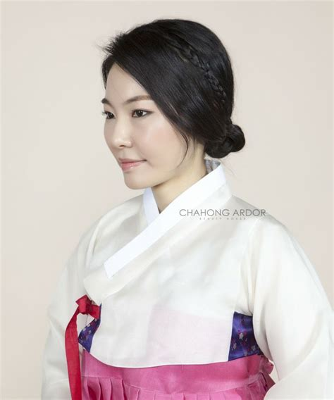 korean hairstyle for hanbok 393 best hanbok hairstyle images on pinterest