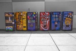 vending machines healthy options