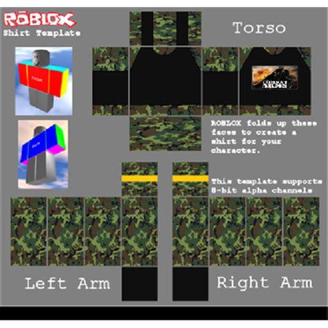 Roblox Shirt Template Roblox Free Roblox Templates
