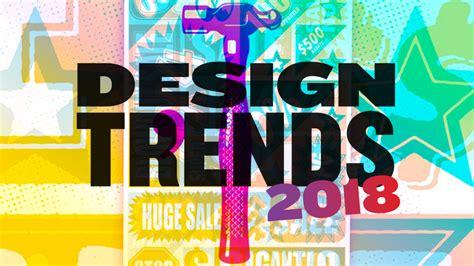 graphic design trends inspirational showcase