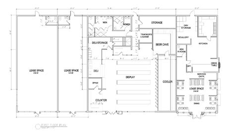 gas station floor plans gas station floor plan pdf thefloors co